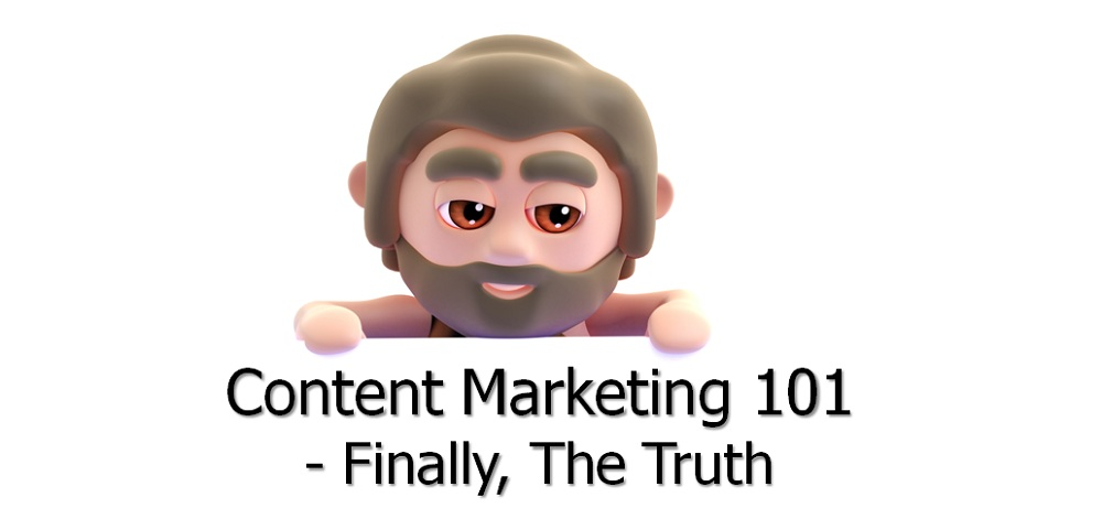Caveman Content Marketing